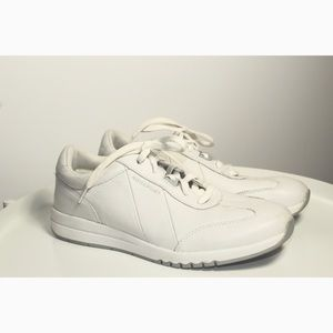 Rockport by Adidas white sneakers